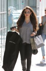 MADISON PETTIS Out Shopping in Beverly Hills