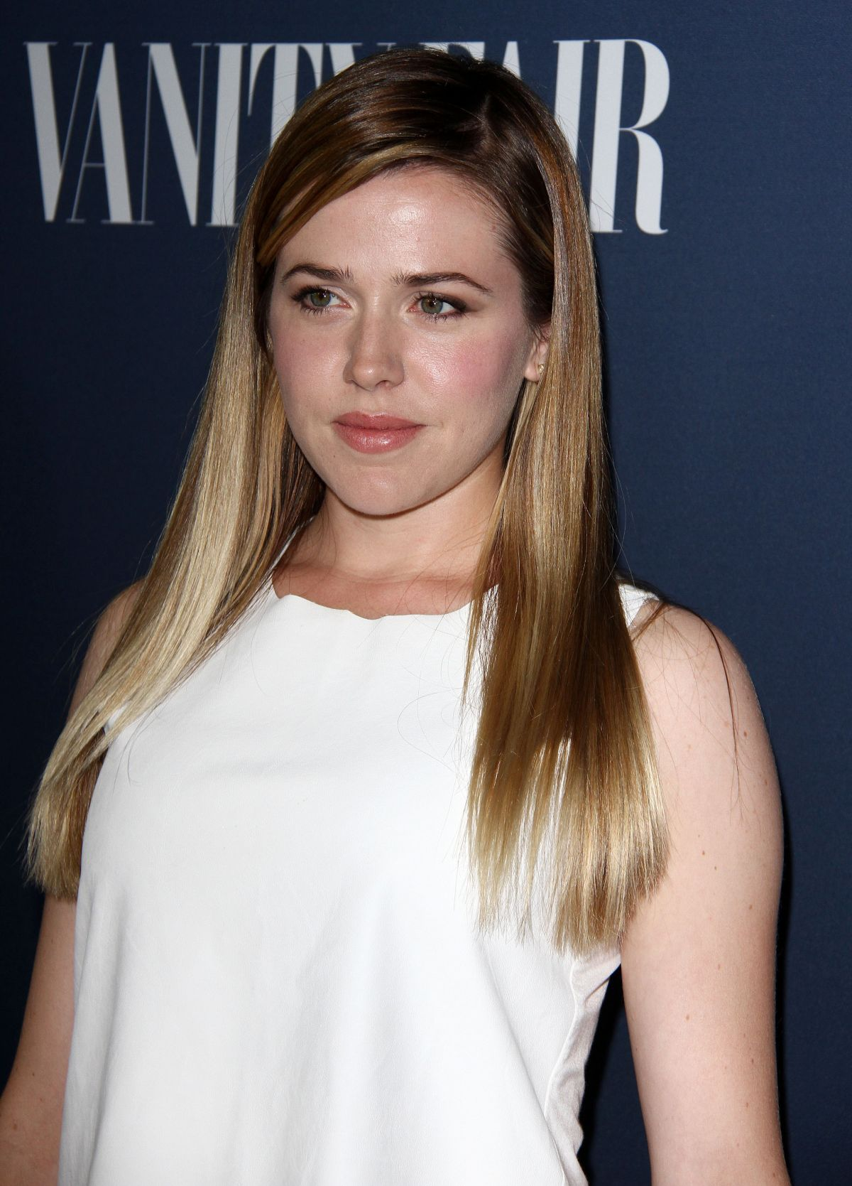 MAJANDRA DELFINO at NBC and Vanity Fair 2014/2015 TV Season Party in West Hollywood