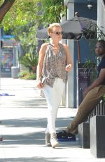 MALIN AKERMAN Out and About in West Hollywood 2309