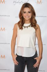 MARIA MENOUNOS at Splash, An Exclusive Media Event by Live Love Spa