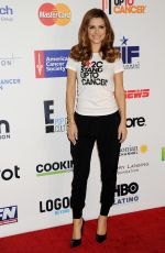 MARIA MENOUNOS at Stand Up 2 Cancer Live Benefit in Hollywood