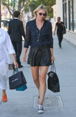 MARIA SHATAPOVA Out Shopping at Rodeo Drive in Beverly Hills