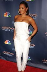 MELANIE BROWN at America's Got Talent Season 9 Finale Red Carpet Event in New York
