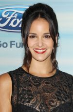 MELISSA FUMERO at Fox Fall Eco-casino 2014 Party in Santa Monica