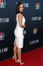 MELISSA FUMERO at NBC and Vanity Fair 2014/2015 TV Season Party in West Hollywood