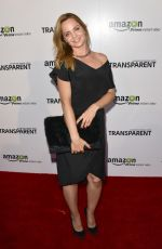 MENA SUVARI at Transparent Premiere in Los Angeles