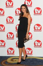 MICHELLE KEEGAN at TV Choice Awards 2014 in London