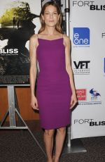 MICHELLE MONAGHAN at Fort Bliss Screening in Los Angeles