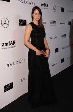 MICHELLE RYAN at Amfar 2014 Gala in Milan