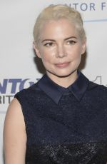 MICHELLE WILLIAMS at Charity Day Hosted by Cantor Fitzgerald and BGC in New York