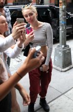 MILEY CYRUS Out and About in New York 0609