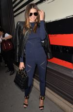 MIRANDA KERR at Sonia Rykiel Fashion Show in Paris