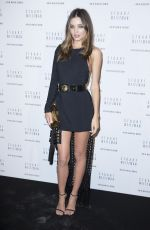 MIRANDA KERR at Stuart Weitzman Cocktail Party in Paris