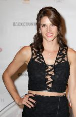 MISSY PEREGRYM at Backcountry Premiere in Toronto