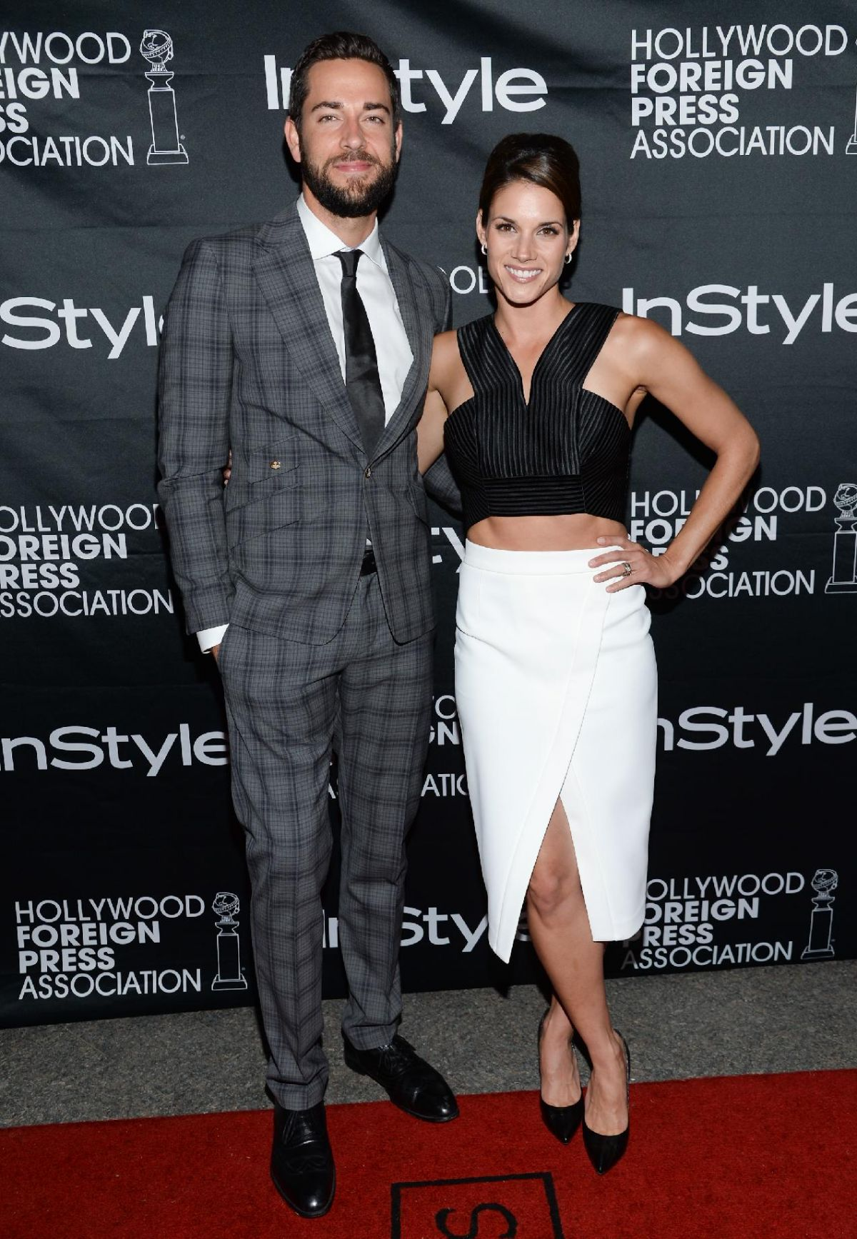 MISSY PEREGRYM at Hollywood Foreign Press Association and Instyle Party in Toronto