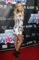 MOLLEE GRAY at Industry Dance Awards in Hollywood