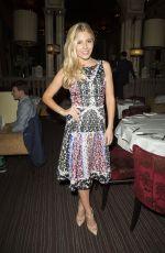 MOLLIE KING at Next Model Management London Fashion Week Dinner