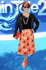 MOLLY RINGWALD at Dolphin Tale 2 Premiere in Los Angeles
