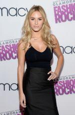 MORGAN STEWART at Fashion Rocks 2014 in New York
