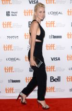 NAOMI WATTS at St. Vincent Premiere in Toronto