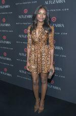 NAOMIE HARRIS at Altuzarra for Target Launch Event in New York