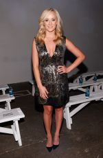 NASTIA LIUKIN at Nolcha Fashion Show in New York