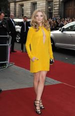 NATALIE DORMER at 2014 GQ Men of the Year Awards in London