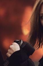 NATALIE DORMER - Mmockingjay Promos