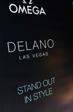 NATALIE GULBIS at Delano Las Vegas Grand Opening Party