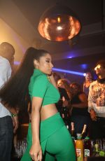 NICKI MINAJ at a Party at Club 79 in Paris