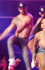 NICKI MINAJ Performs at Fashion Rocks 2014 in New York