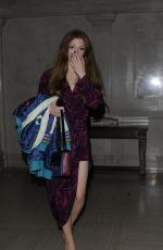 NICOLA ROBERTS at House of Holland Show in London