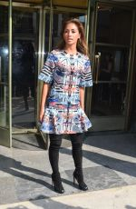 NICOLE SCHERZINGER at Alice Temperley Fashion Show in London