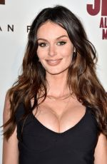 NICOLE TRUNFIO at Jimi: All Is By My Side Screening in Hollywood