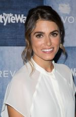 NIKKI REED at People Stylewatch Denim Party in Los Angele