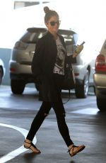 NIKKI REED Out and About in Los Angeles 1109