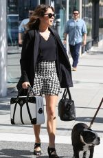 NIKKI REED Out and About in Los Angeles 1609