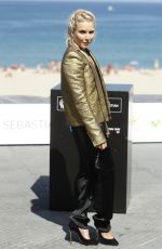 NOOMI RAPACE at The Drop Photocall at 2014 San Sebastian Film Festival