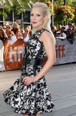 NOOMI RAPACE at The Drop Premiere in Toronto