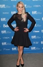 NOOMI RAPACE at The Drop Press Coference in Toronto