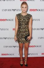 OLIVIA HOLT at 2014 Teen Vogue Young Hollywood Party in Beverly Hills