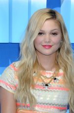 OLIVIA HOLT at Dolphin Tale 2 Premiere in Los Angeles