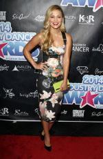OLIVIA HOLT at Industry Dance Awards in Hollywood