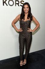 OLIVIA MUNN at Michael Kors Fashion Show in New York