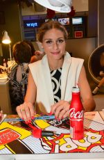 OLIVIA PALERMO at #opicokestyle Event