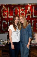 OLIVIA WILDE at Global Citizen, Conscious Commerce Impack Day in New York