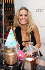 PETRA NEMCOVA at Be the Light New York Luxury Candles Launch in New York