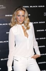 PETRA NEMCOVA at Diesel Black Gold Fashion Show in New York