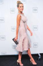 PETRA NEMCOVA at Herve Leger by Max Azria Fashion Show in New York