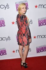 PEYTON LIST at Fashion Rocks 2014 in New York